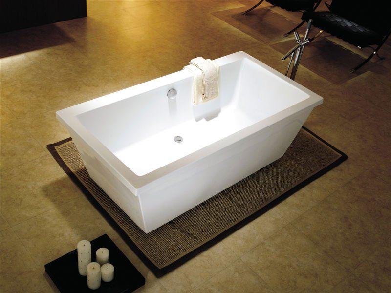 Floor Standing Portable Bathtub Wholesale Freestanding Jacuzzi ...