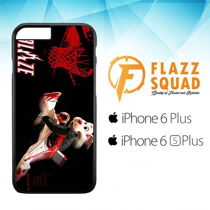 Blaze the Trail Cat X4187 iPhone 6 Plus|6S Plus Case
