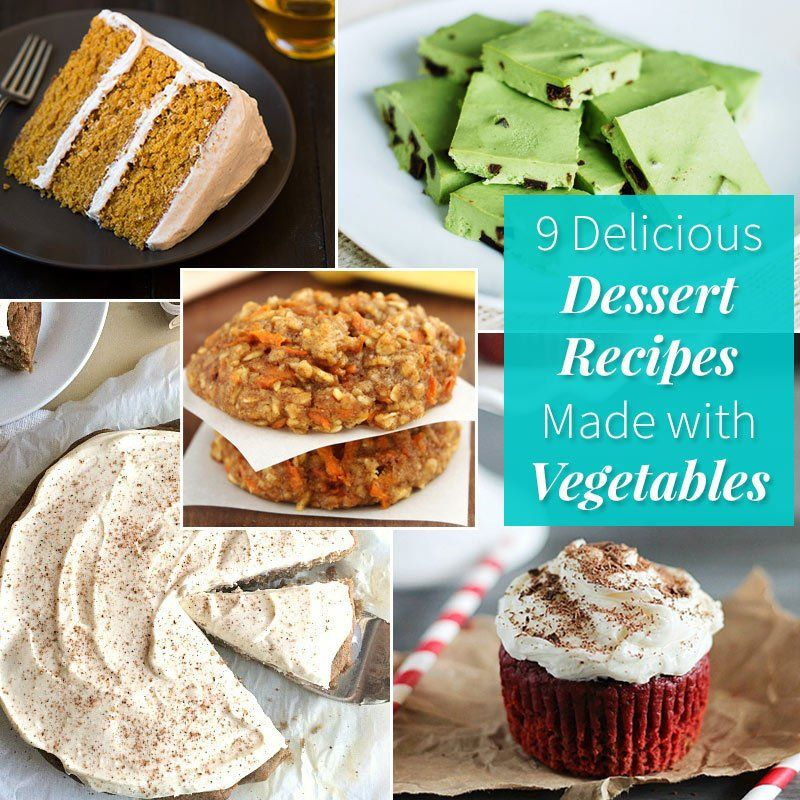 FitnessMagazine : 9 Delicious Dessert Recipes Made with Vegetables:  https://t.co/4r1RPcETpX) https://t.co/CwWOV4Osq9