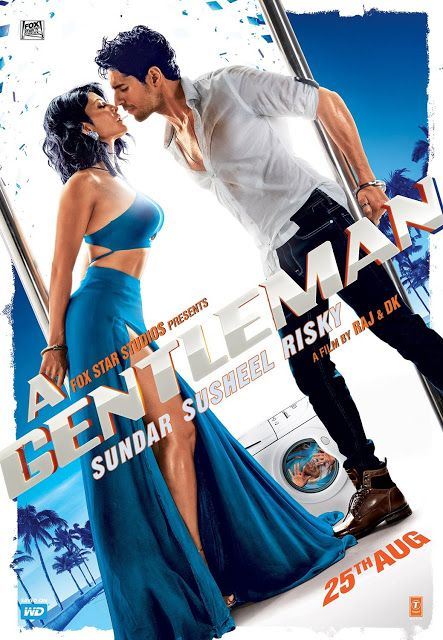 A Gentleman (2017) Hindi Movie Download In HD 300MB – Worldfree4u