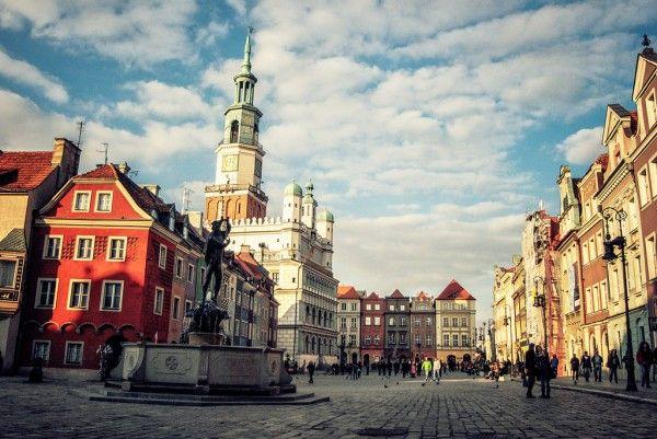 Poznan, Poland Street Photography