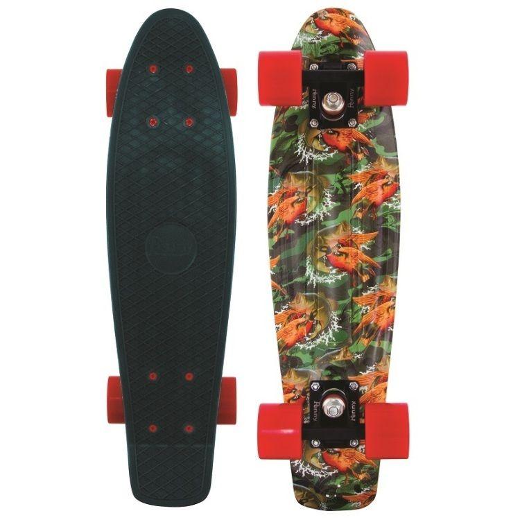 "Penny Complete Skateboard - Hunting Season 22"""