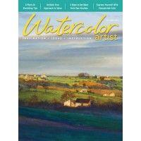Watercolor Artist October 2016 Digital Edition The Artist