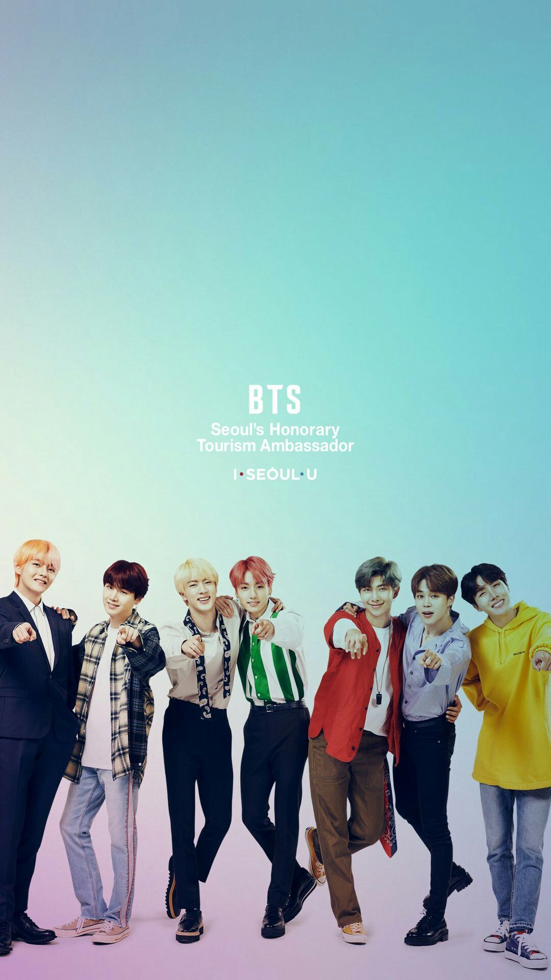 Bts moving wallpaper iphone