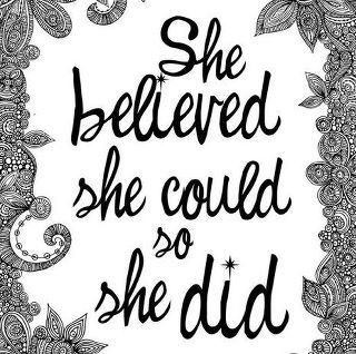 believe by isabelle