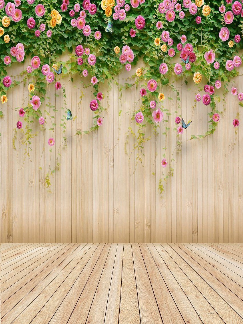6.5ft(h)x5ft(w) Wedding Photography Backdrops