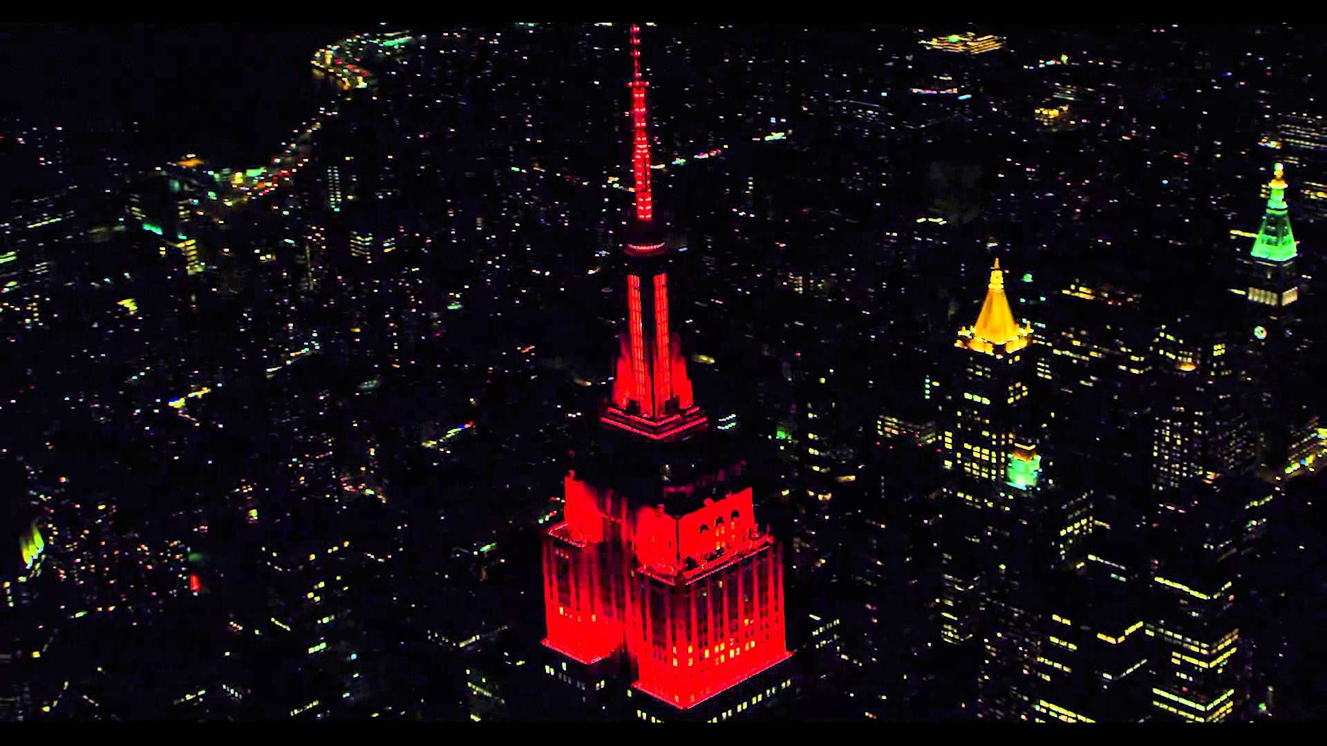 October 31, 2015 The Empire State Building and