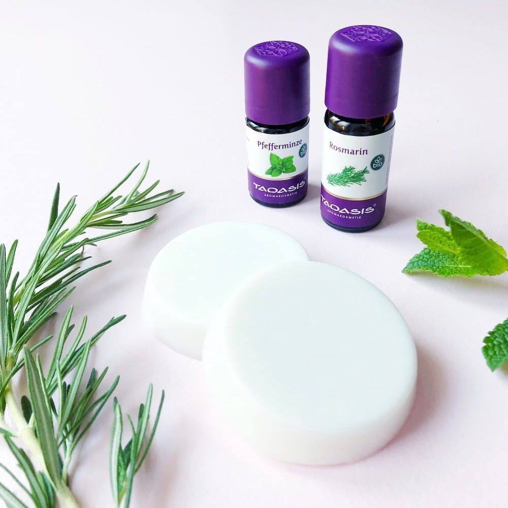 Photo of Make solid deodorant yourself – DIY Rosemary Mint deodorant