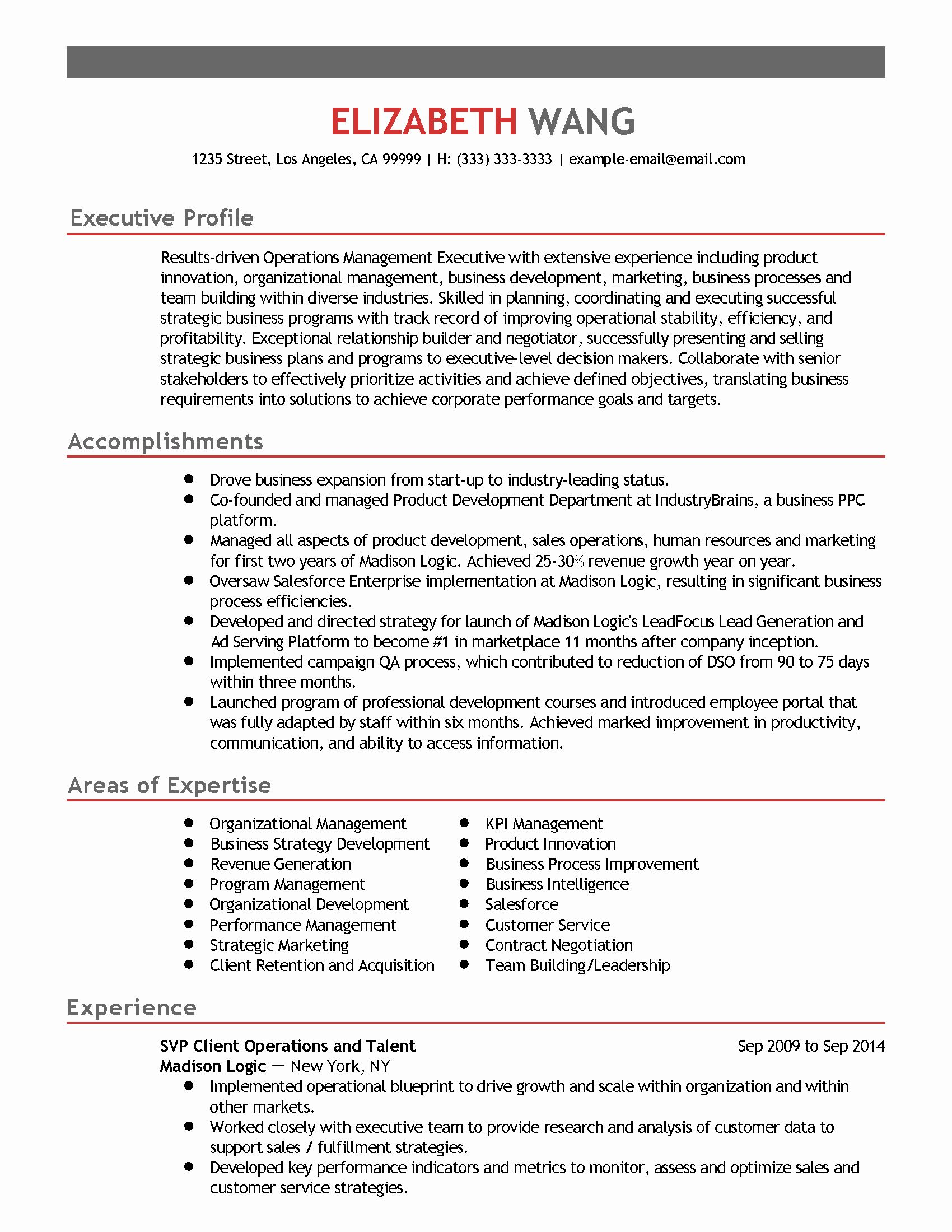 23 Vice President Resume Examples In 2020 Business Analyst Resume Business Analyst Resume Examples