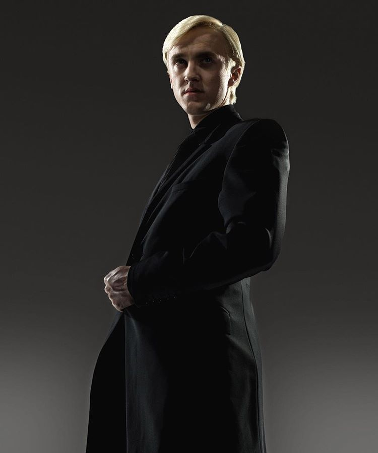 Tom Felton As Draco Malfoy Promo Pictures Do You Like Draco Draco Harry Potter Draco Malfoy Harry Potter Draco Malfoy