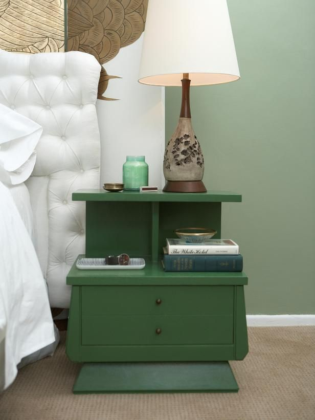 Good 22 Clever Ways To Repurpose Furniture: Two Tiered End Tables And Nightstands  Were All