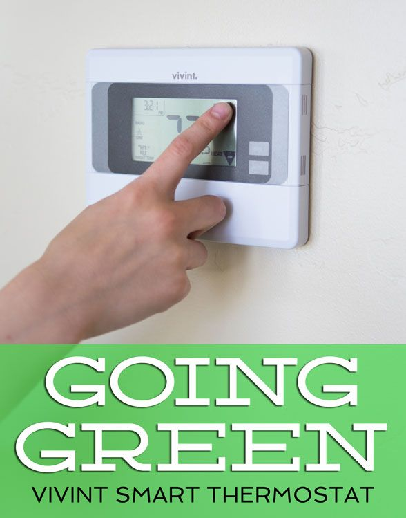 How Your Vivint System Can Help You Go Green