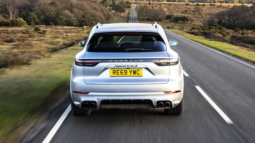 Porsche Cayenne Turbo S E Hybrid Review First Uk Drive In 2020 Turbo S Porsche Porsche Cayenne