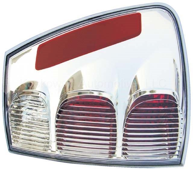 Taillight Tail Light Lamp Chevy Equinox Left Dorman 1611311 5490028 05 06 07 Chevy Equinox Tail Light Dorman