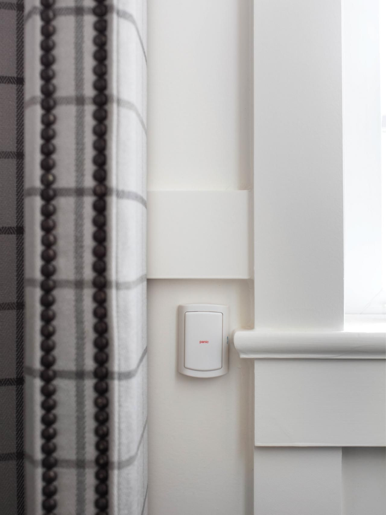 Simplisafe Panic Button Home Security Tips Smart Home Bedroom Pictures