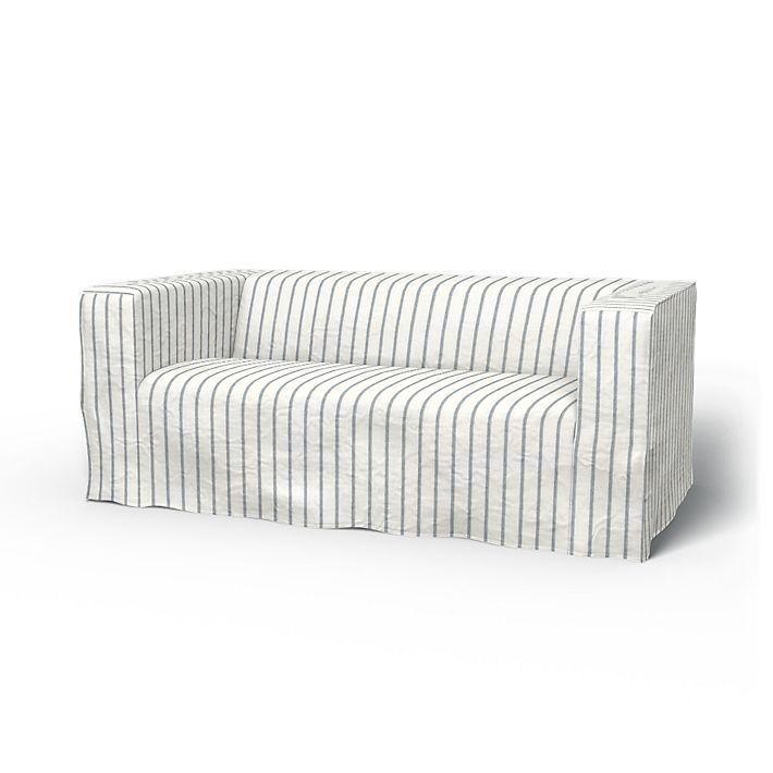 Klippan Sofa Covers 2 Seater Loose Fit Urban Using The