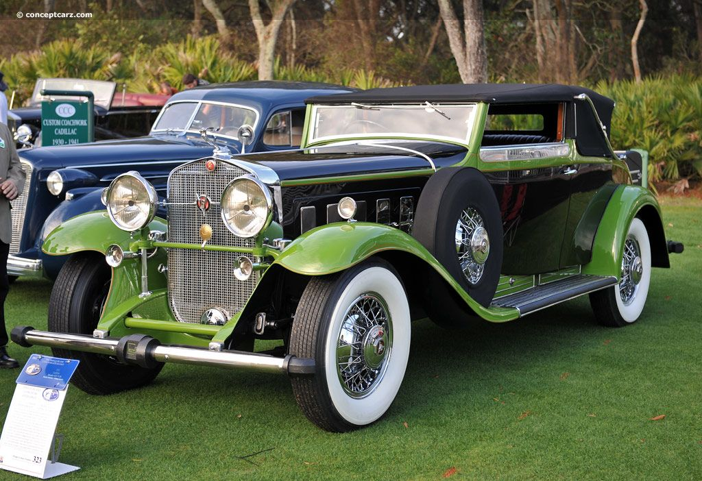 1931 Cadillac 452A V-16 Maintenance/restoration of old/vintage ...
