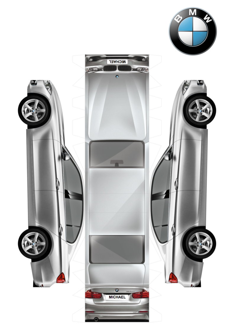Paper Toys By Audi And Bmw Paper Models Paper Toys Paper Car