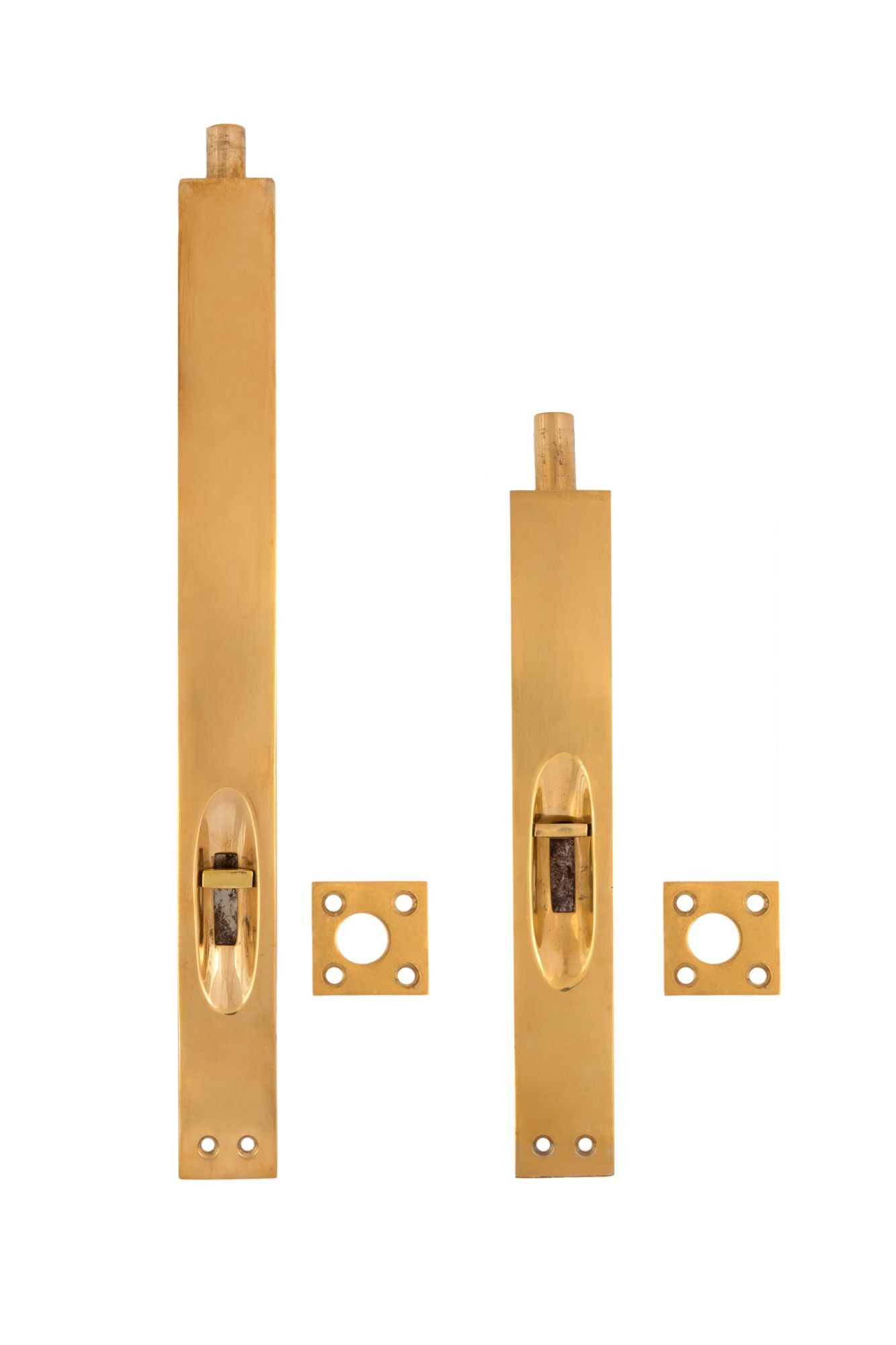 Flush Bolt Set 3610 By Charleston Hardware French Door Hardware