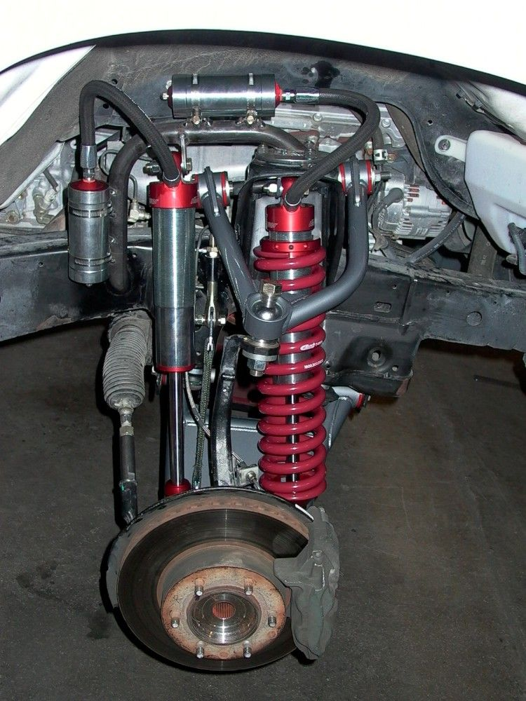 TOTAL CHAOS FABRICATION 20002006 Tundra 2WD & 4WD Long