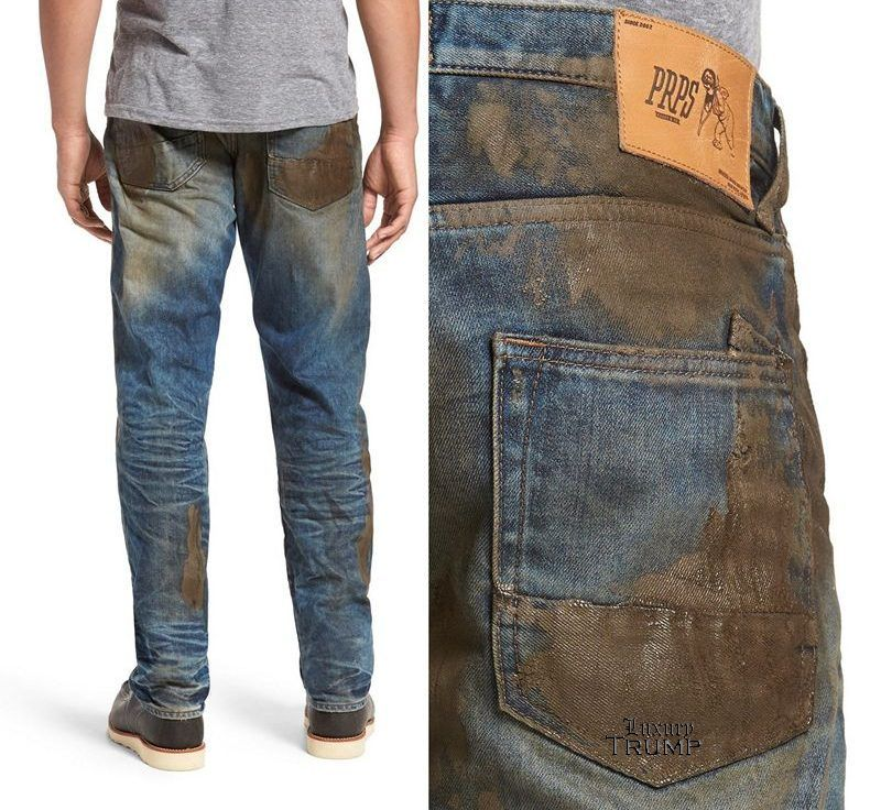 Nordstrom is selling jeans 'covered in mud' for low, low price of ...