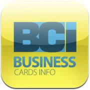 Business cards info bci free in the app store has developed an business cards info bci free in the app store has developed an colourmoves