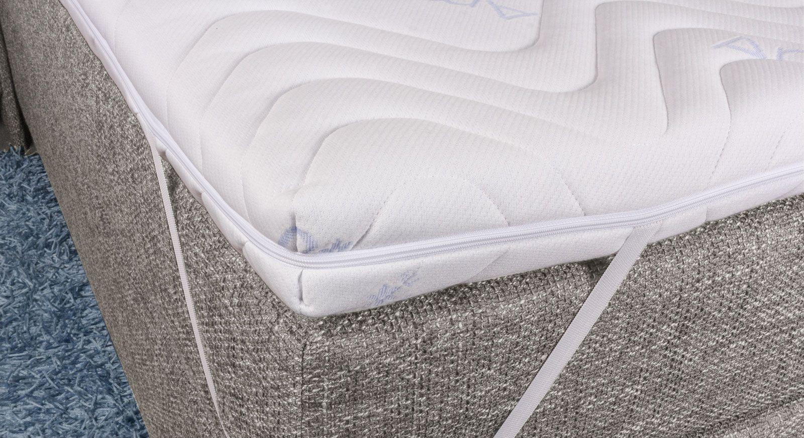 Kaltschaum Topper Weich Home In 2019 Foam Mattress