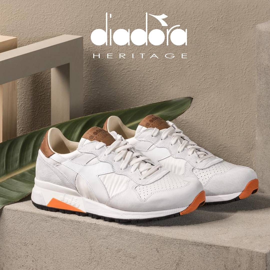 The Diadora Heritage TRIDENT 90 NYL is straight from the glorious 90s.  Quality nylon upper 1157b59492e