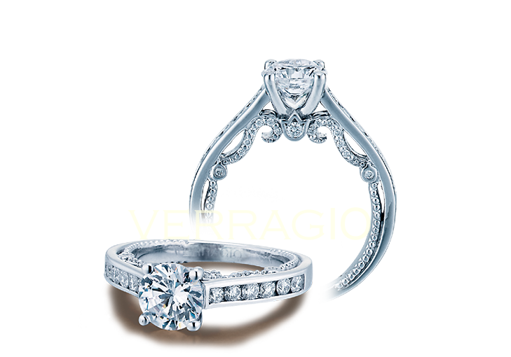 Insignia 7064r Verragio Engagement Rings Engagement Ring Buying
