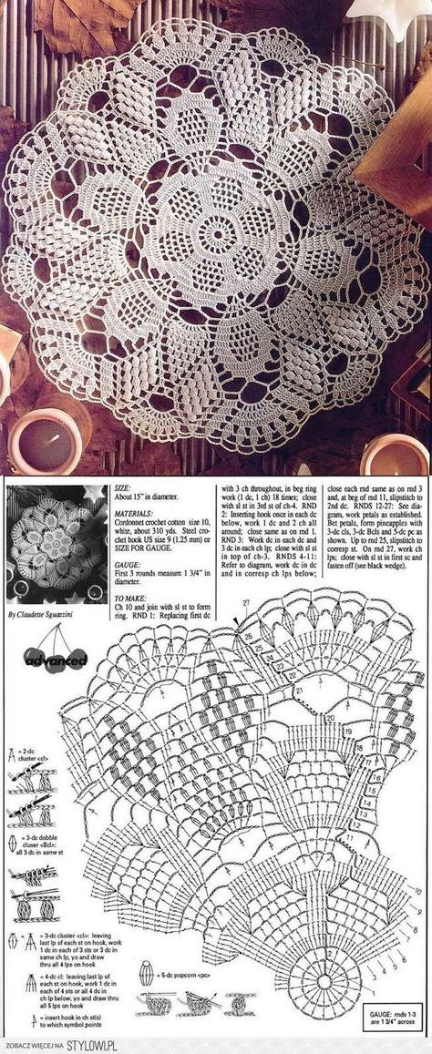 This Pin was discovered by Dor | | Crochet | Pinterest | Carpeta ...