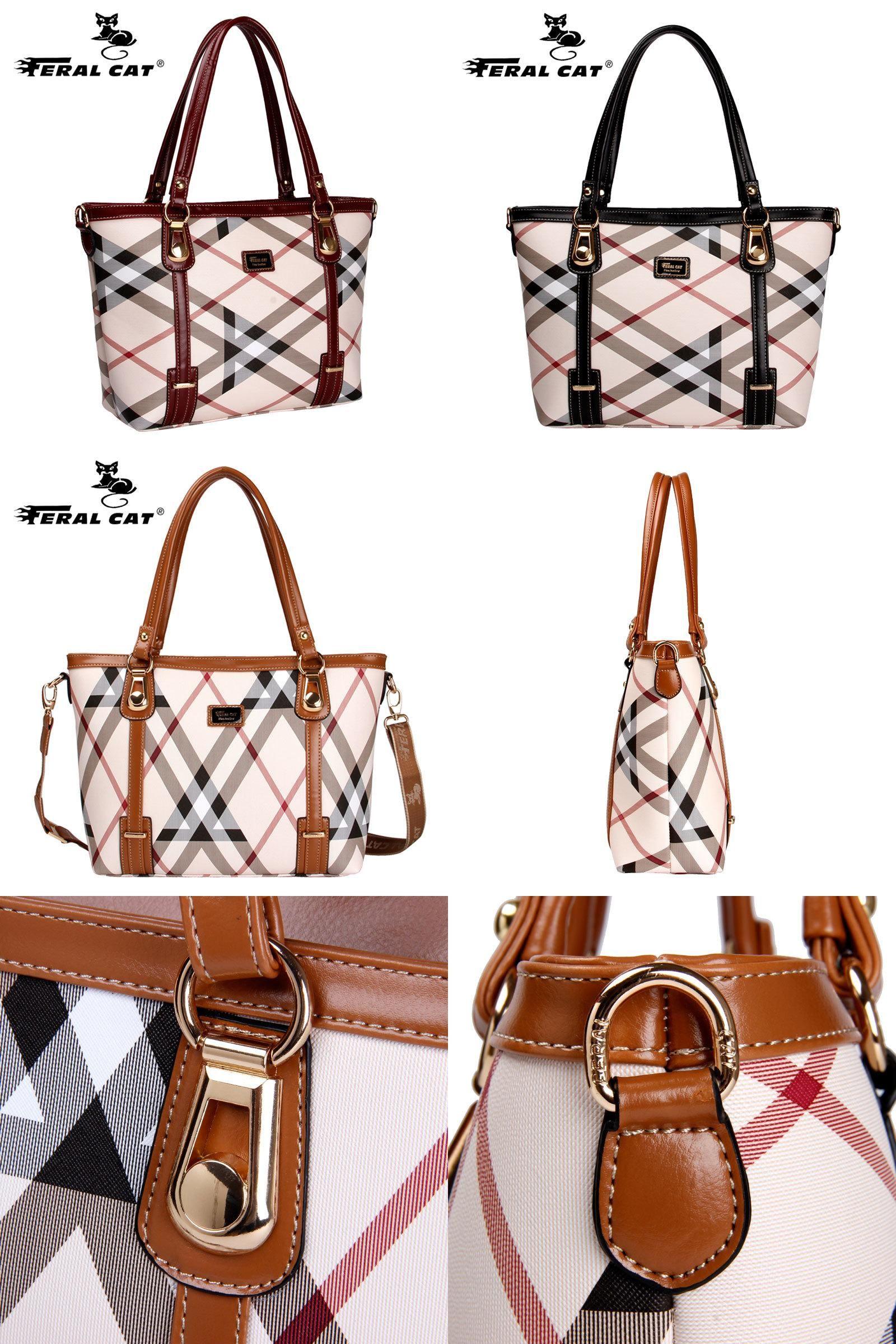 93b493744e9 Visit to Buy] FERAL CAT Women Tote Bag New Designer Handbags Luxury ...