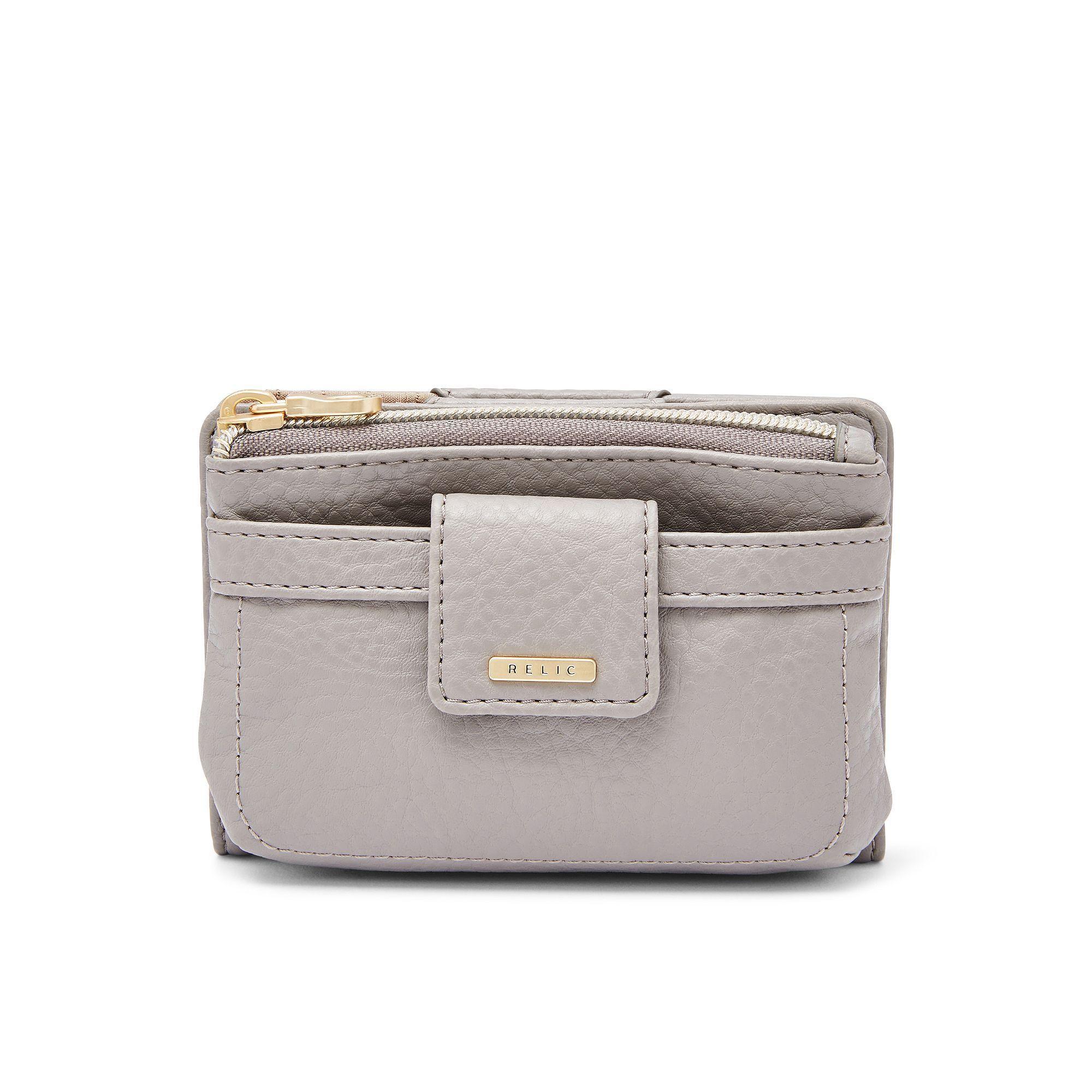 Relic Kenna Multifunction Wallet, Women's, Yellow Oth