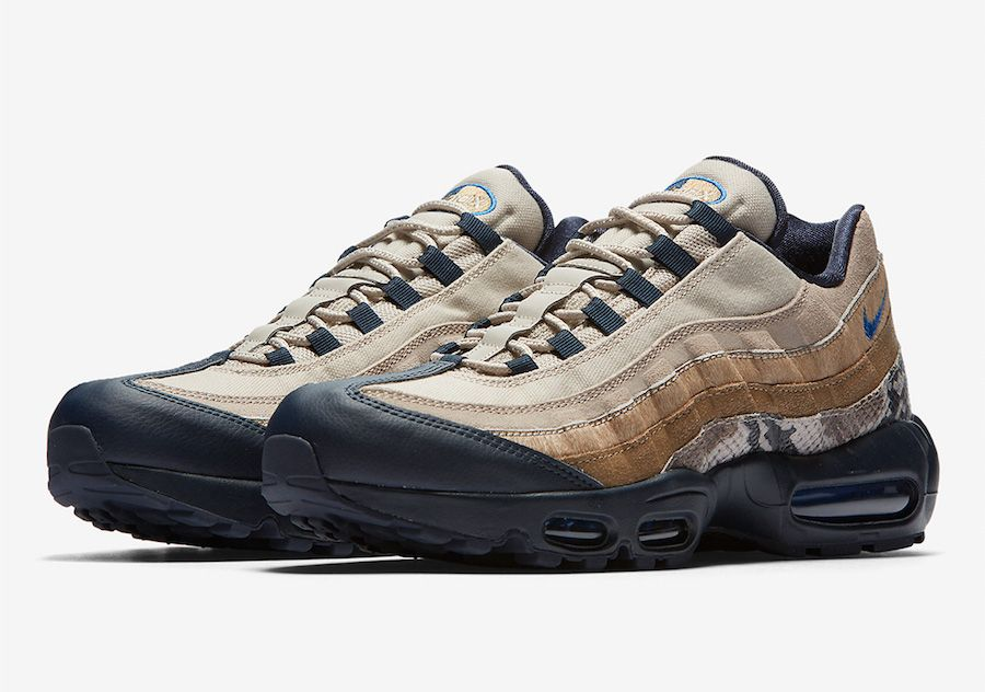 bea66a5cdbb Available Now  Nike Air Max 95 Snakeskin