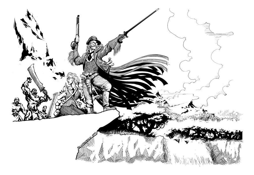 Alloy Of Law Allomancer Jak By Inkthinker On Deviantart Fantasy Books Fan Art The Kingkiller Chronicles