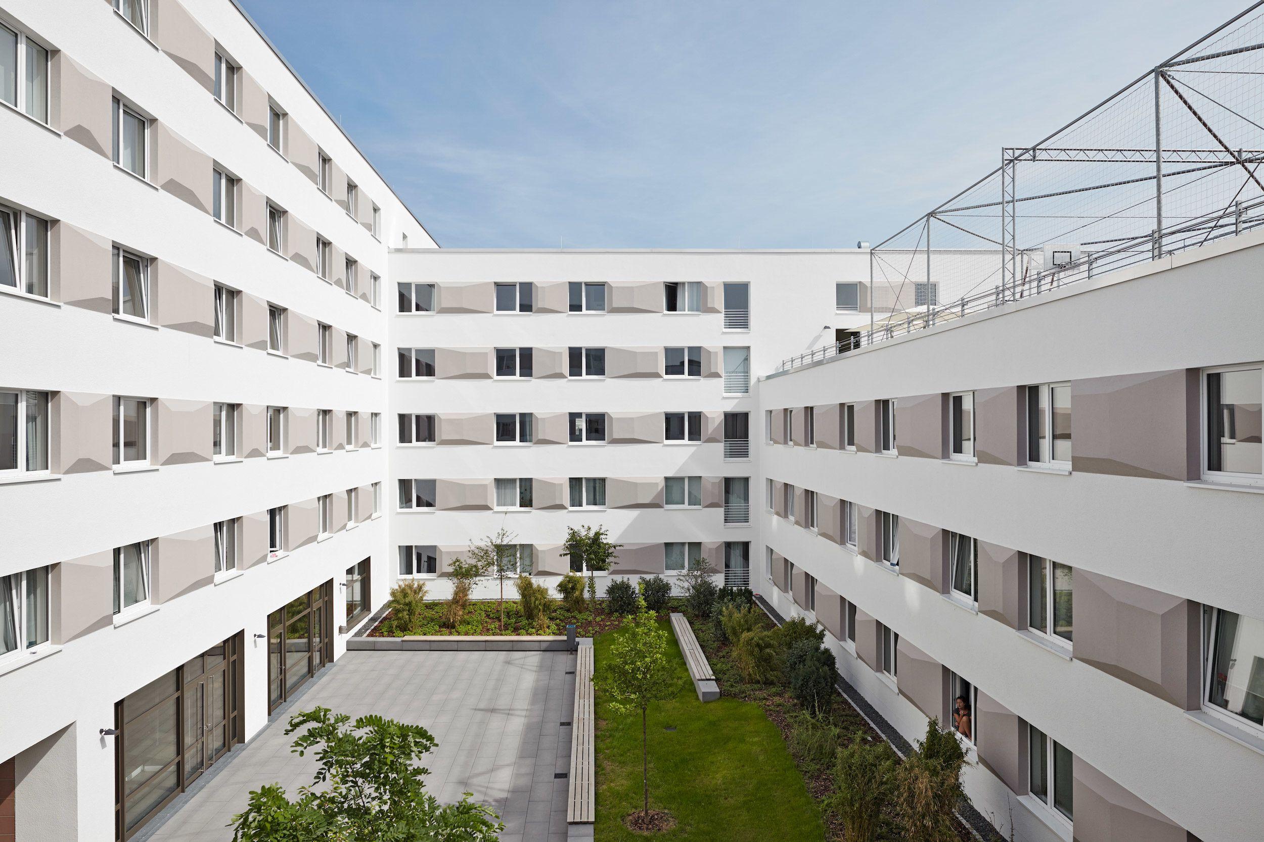 Campus Viva, Heidelberg GSP Architekten Architekt
