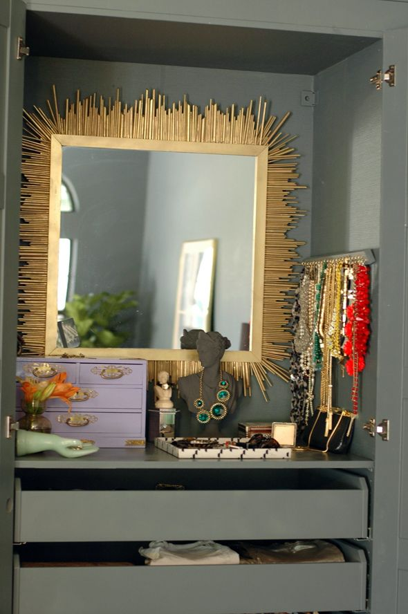 DIY Necklace Hanger | ~JEWELRY STORAGE AND DISPLAY~ | Pinterest | Necklace  Hanger, Diy Necklace And Hanger