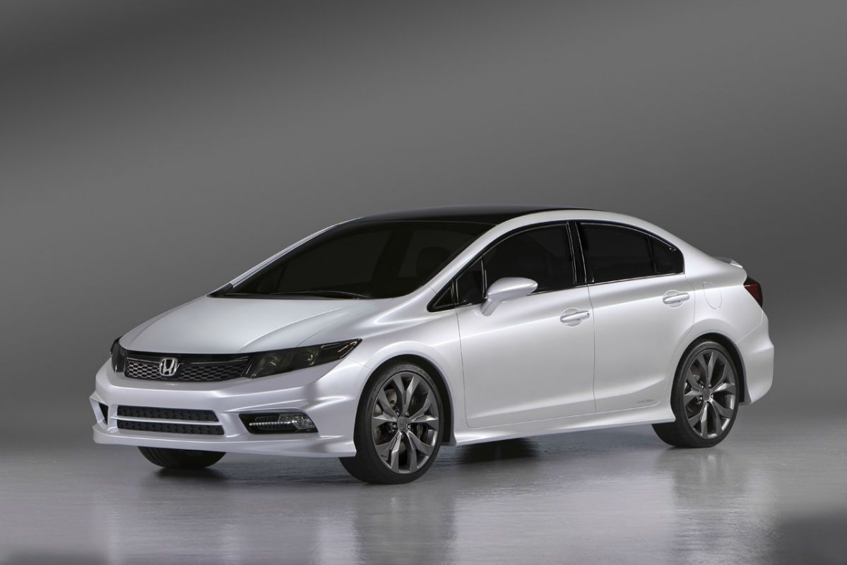 2014 Honda Civic Si Sedan Civic Pinterest 2014 Honda Civic Si