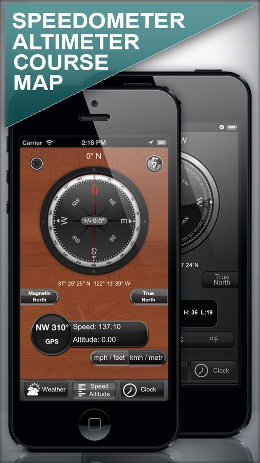 Compass 54 lite utilitiesnavigationappsios with