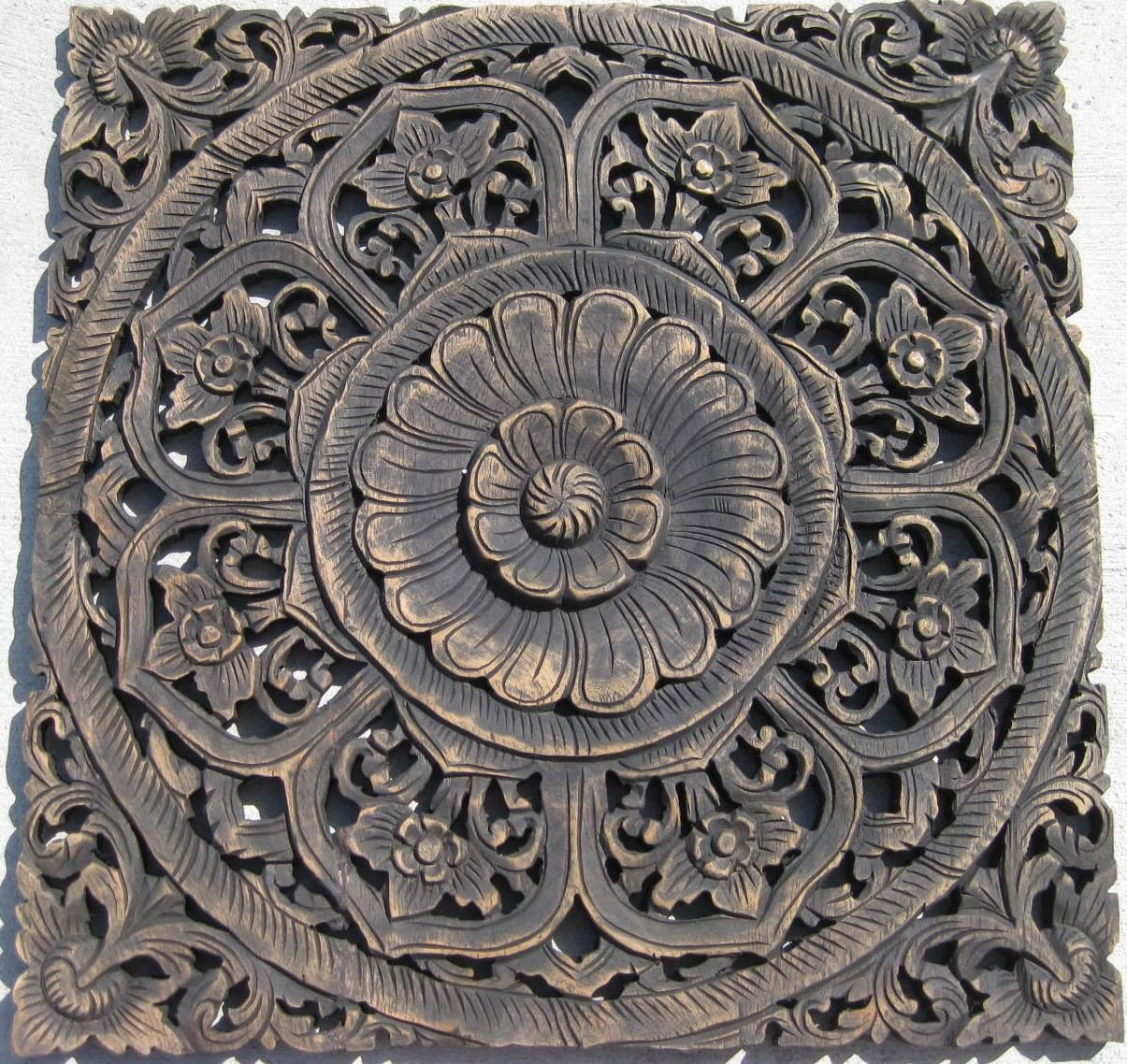thai wood carving - we own this already | Design inspiration ...