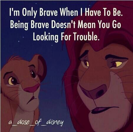 The Lion King Mufssa And Simba Talk Quotes Disney Lion