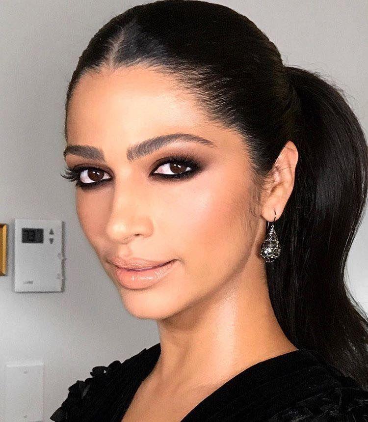 The Best Smokey Eyes Makeup Seen On Celebrities Camila Calves