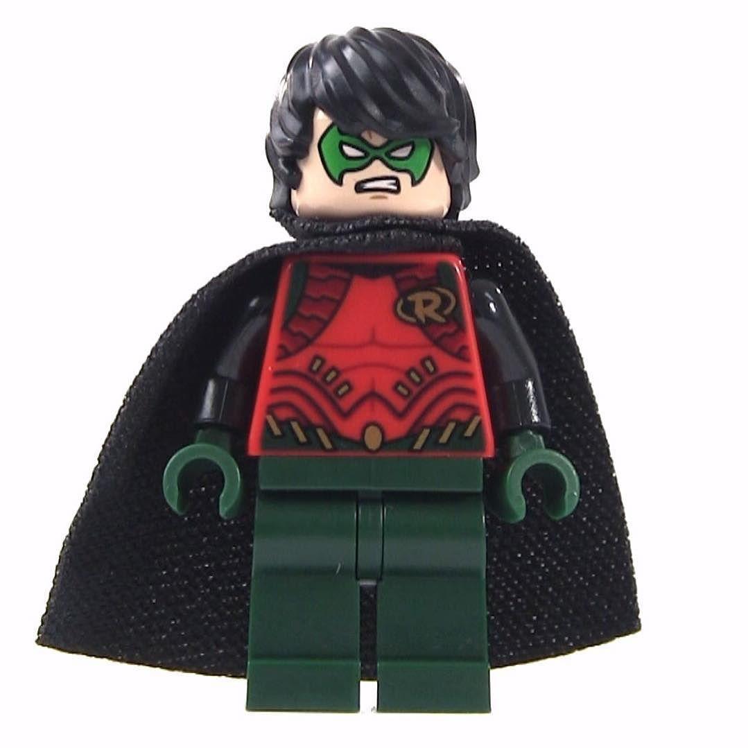 Robin Lego Lego dc comics superheroes, Lego photography