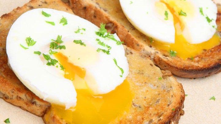 Lisa's Open-Faced Egg Sandwich | The Dr. Oz Show