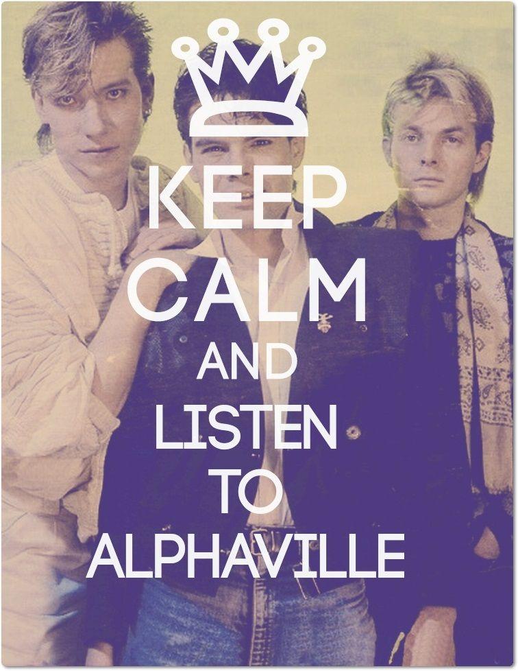 Listen to Alphaville!