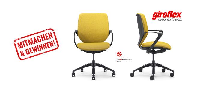 Machen Sie mit bei unserem Gewinnspiel und vielleicht sind Sie bald schon um einen Bürostuhl reicher!  http://www.betz-designmoebel.ch/blog/news/buerostuhl-gewinnen