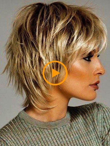 Coupes de cheveux courtes - Smink, frizura - #frizura # Coupes de cheveux courtes #Smink