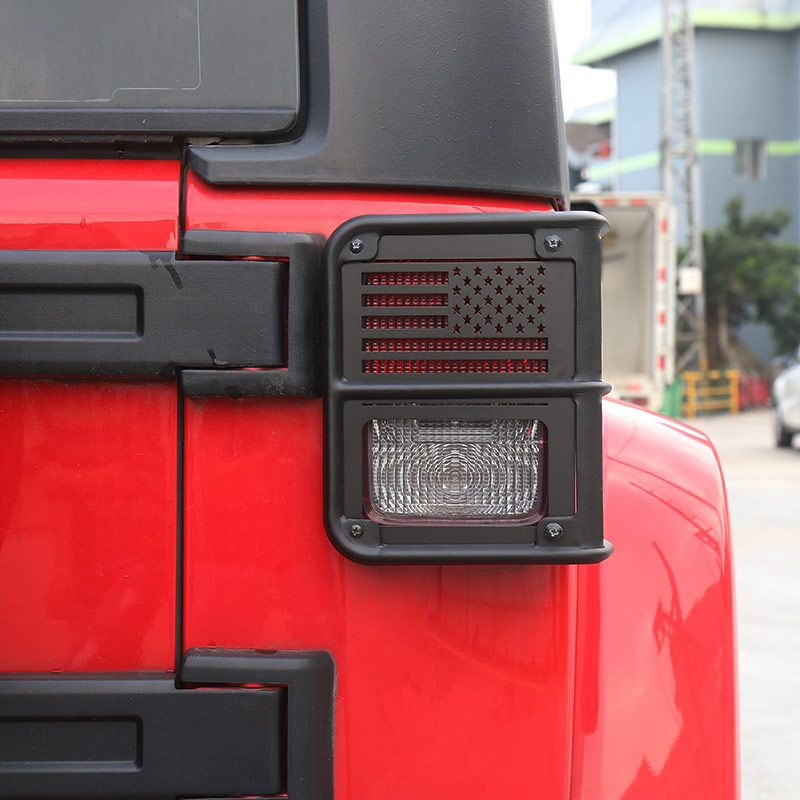 Hot Selling Exterior Accessories for Jeep Wrangler Tail