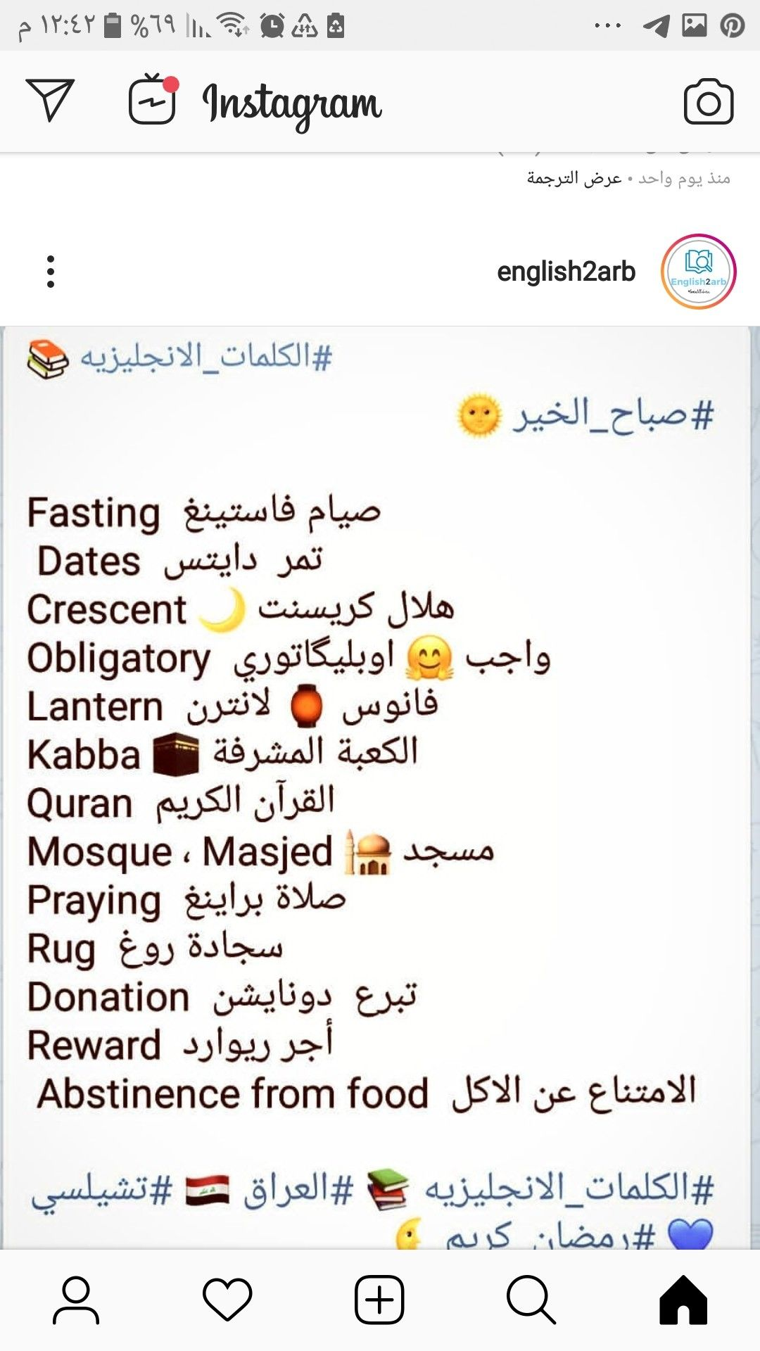 Pin By Misr Hegazy On Learn English Language Learning English Vocabulary Learn English