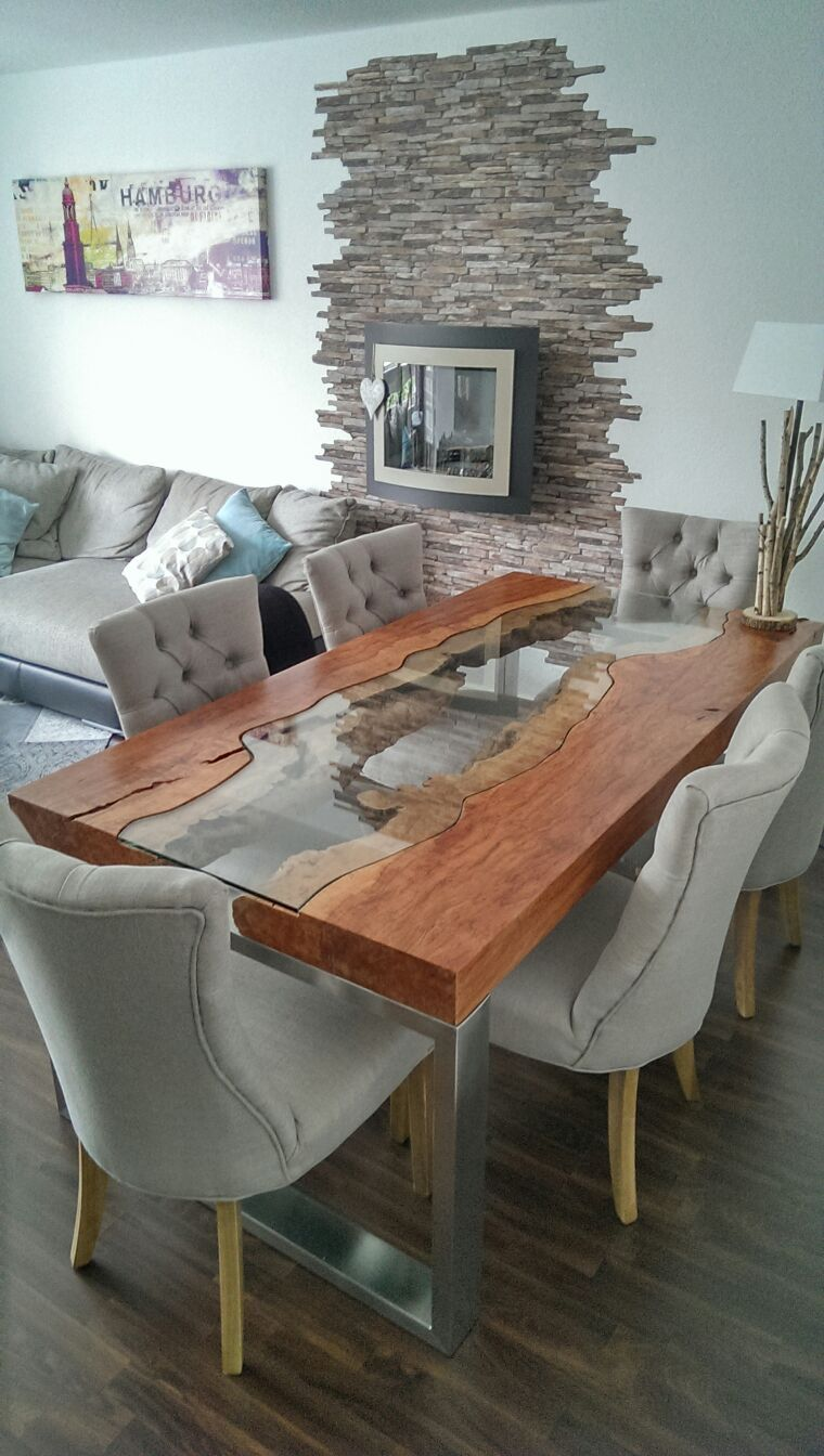 Photo of Dining table design at an outlet price