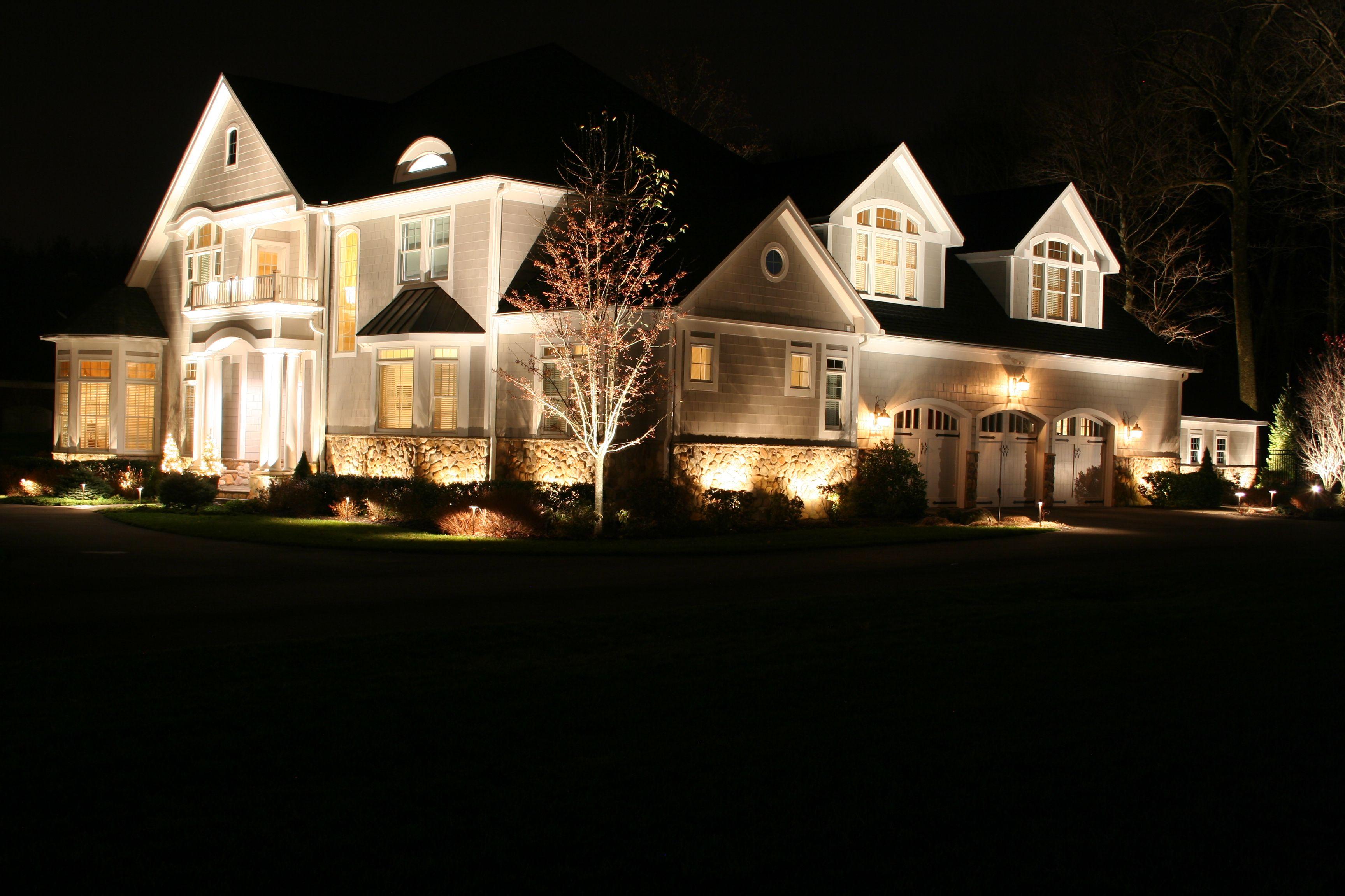 Lighting Process Includes Eight Seasons